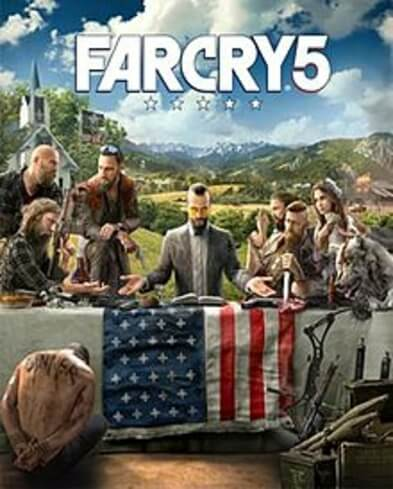 Far Cry 5 PC Uplay Code