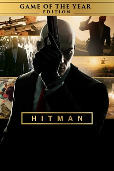 HITMAN - Game of The Year Edition PC Steam Code