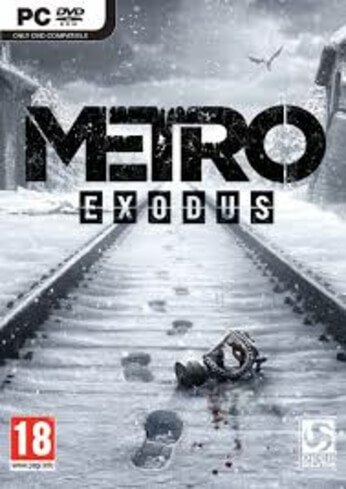 Metro Exodus - PC Epic games Code