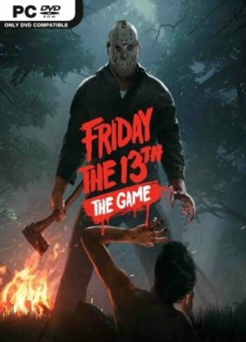 Friday the 13th: The Game PC Steam Code