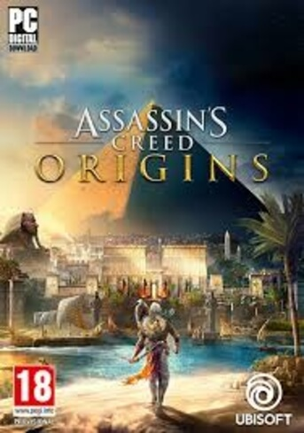 Assassin's Creed Origins Uplay Key PC CODE
