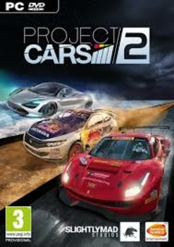 Project CARS 2 Steam PC CODE