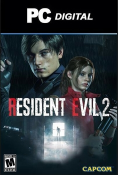 Resident Evil 2 Remake PC Steam Code