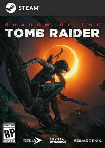 shadow of the tomb raider PC Steam Code