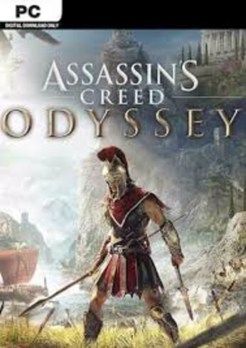 Assassin's Creed Odyssey PC Uplay Code