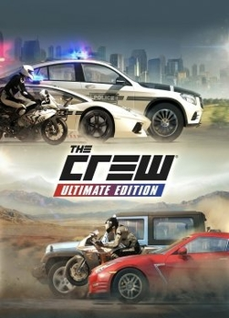 The Crew Ultimate Edition Uplay PC Key