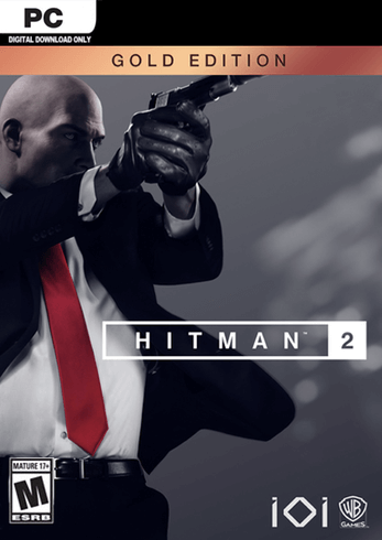 Hitman 2 - Gold Edition - PC Steam Code
