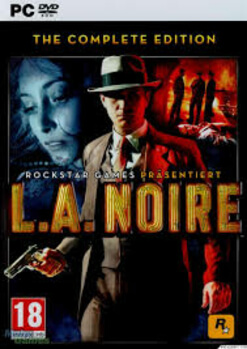 L.A. Noire complete edition PC Steam Code