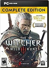 Witcher 3: Wild Hunt Complete Edition Gog PC Code