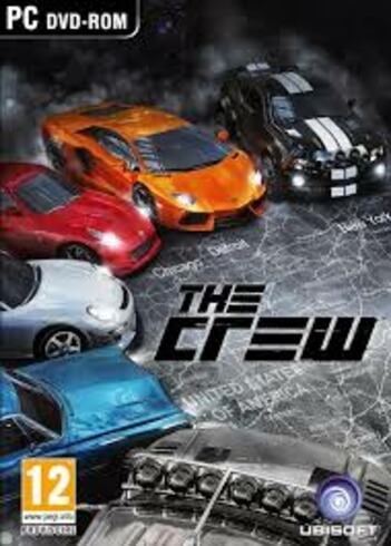 The Crew - PC Origin Code