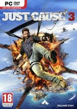 Just Cause 3 PC Steam Code