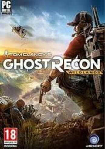 Tom Clancy's Ghost Recon Wildlands Uplay PC CODE