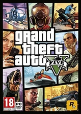 GTA V : Grand Theft Auto V - ROCKSTAR PC CODE