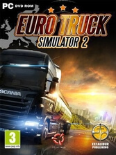 Euro Truck Simulator 2 PC Steam Code
