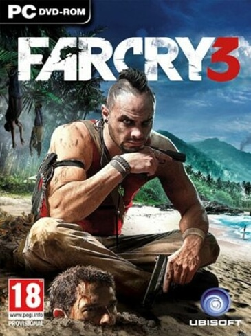 Far Cry 3 PC Origin Code