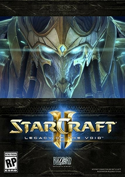Starcraft 2 Legacy of the Void Blizzard Eu PC Code