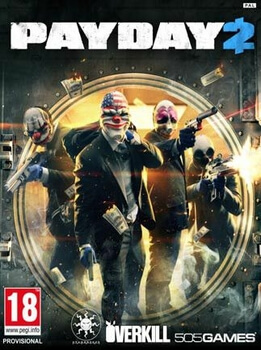 Payday 2 PC Steam Code