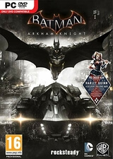 Batman: Arkham Knight PC Steam Code