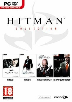 Hitman Collection PC Steam Code
