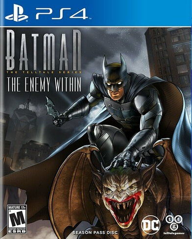 Telltale - Batman: The Enemy Within - PS4