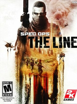Spec Ops: The Line PC Steam Code