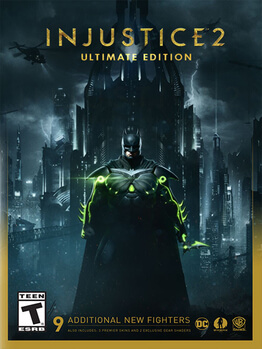Injustice 2 Ultimate Edition pc code steam