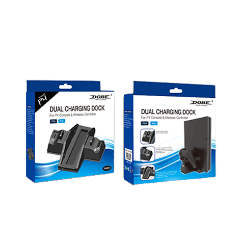 Dual Charging Dock For PS4 & Pro