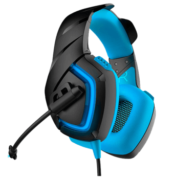ONIKUMA K1 Gaming Headset - blue