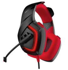 ONIKUMA K1 Gaming Headset - Red