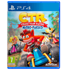 Crash Team Racing Arabic Dubbing PS4 Nitro-Fueled