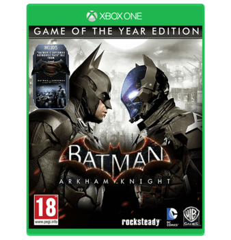 Batman Arkham Knight Game of the Year - Xbox One