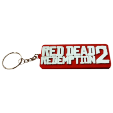 Red Dead Redemption KeyChain