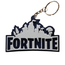 Fortnite Rubber KeyChain