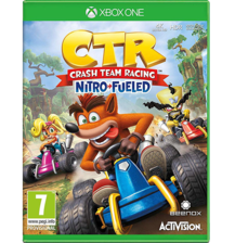 Crash Team Racing Nitro-Fueled - Xbox One Arabic dubbing