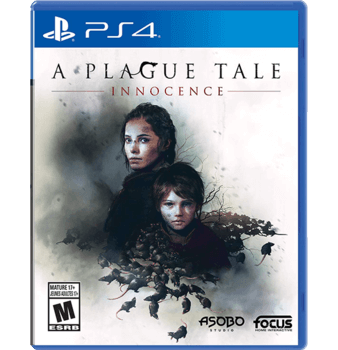 A Plague Tale: Innocence - PS4