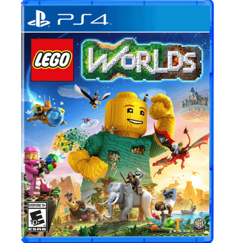 LEGO Worlds Used - PlayStation 4