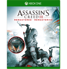 Assassin's Creed III Remastered - Xbox One