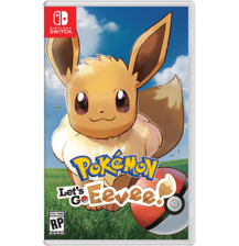 Pokemon: Let's Go, Evee!