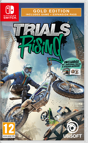 Trials Rising Gold Edition - Nintendo Switch