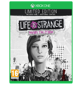 Life is Strange Before the Storm Limited Edition - Xbox One