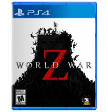 WORLD WAR Z - PLAYSTATION 4 Used