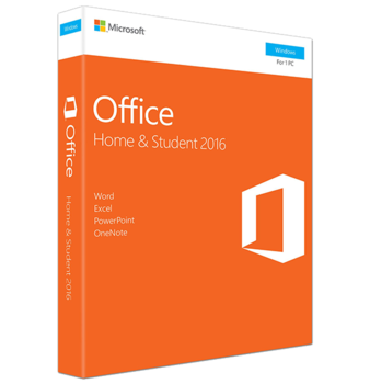 Microsoft Office 2016 Home & Student Digital Online Key