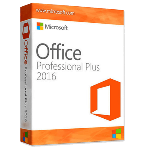 Microsoft Office 2016 Professional Plus Digital Online Key