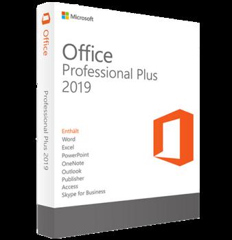 Microsoft Office 2019 Professional Digital Online Key