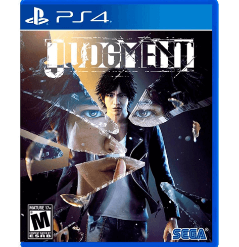 Judgment - PlayStation 4