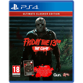 FRIDAY THE 13TH: THE GAME SLASHER EDITION - PS4