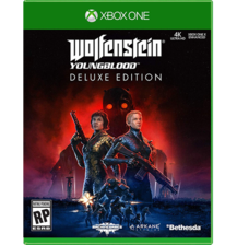 Wolfenstein: Youngblood Deluxe Edition Xbox One