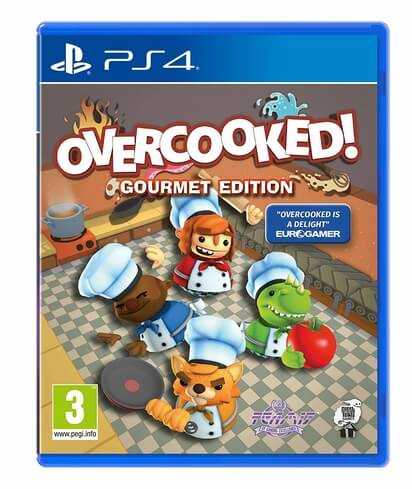 OVERCOOKED: GOURMET EDITION USED
