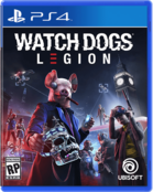 WATCH DOGS LEGION RESISTANCE EDITION - PS4