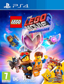 The LEGO Movie 2 Videogame minifigure edition - PS4